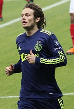 Foto van Daley Blind