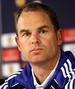 Photo of Frank de Boer